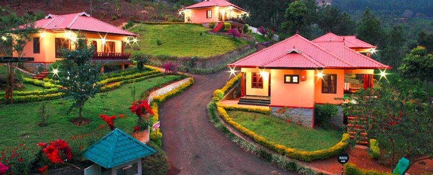 Aranyaka Resort Munnar Pullivasal Estate Post